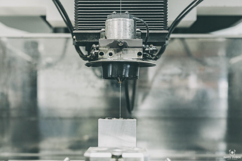 Elektro-erozivní obrábění - kovovýroba