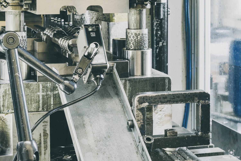Lisování - kovovýroba